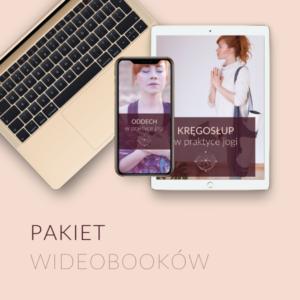 Pakiet wideobooków Oddech + Kręgosłup