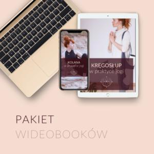 Pakiet wideobooków Kręgosłup + Kolana