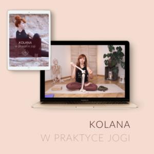 """Wideobook """"Kolana w praktyce jogi"""""""
